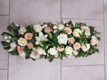 Dessus de cercueil Artisan fleuriste Blois