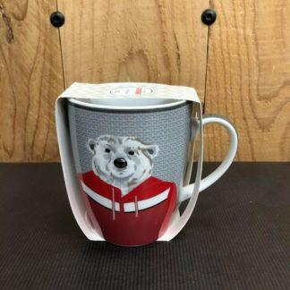 Mug noel ours